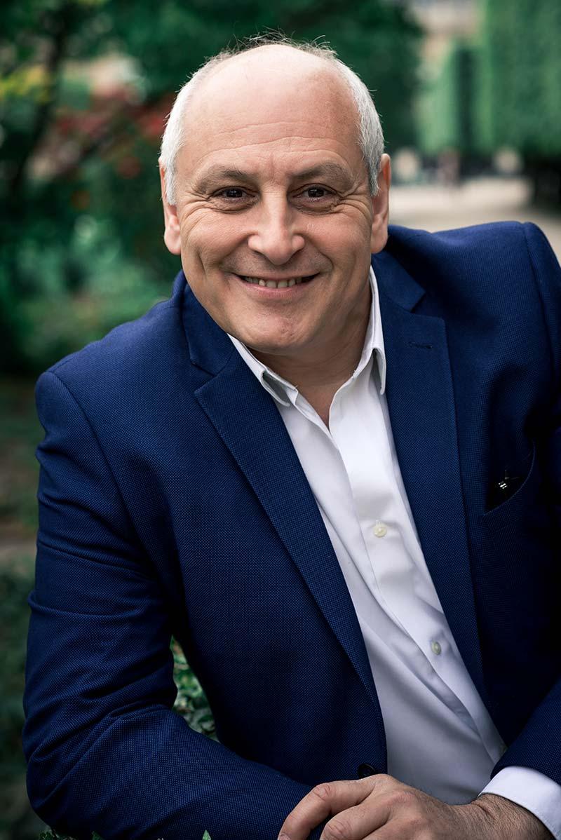 Philippe Brami, Coach formateur et fondateur d'Interactive Conseil